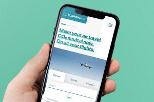 Lufthansa launcht Plattform für CO2 Kompensation