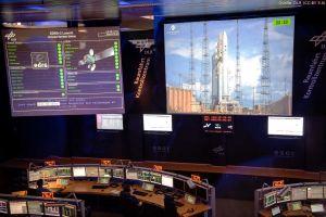 EDRS-C und der Mann, der den Satelliten steuert