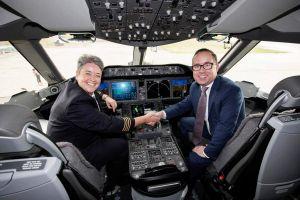 Qantas fliegt längsten Flug: Sydney – New York