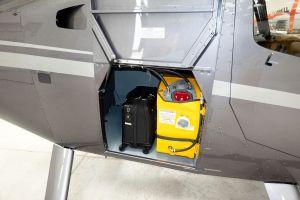 Robinson R66: Zulassung für weiteren Zusatztank