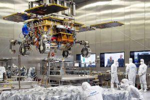 "ExoMars Rover ""Rosalind Franklin"" unterwegs nach Toulouse"
