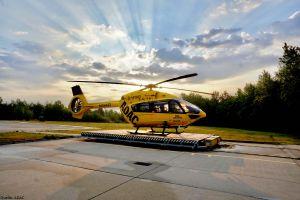 ADAC betreibt Rettungshubschrauber in Westpfalz