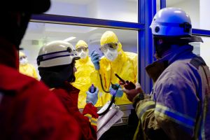 Infektion am Airport: Tegel im Großeinsatz