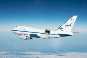 Flugzeug SOFIA in Deutschland: Führung für Besucher