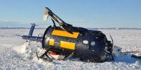 BO105 S-Abstürze in der Antarktis bei Whiteout-Bedingungen