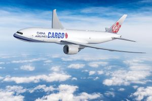 China Airlines bezieht Boeing 777 Frachtflugzeuge
