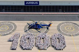 Airbus Helicopters liefert 1.000. Super Puma aus