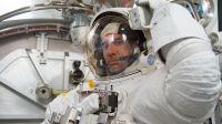"""Astronaut Luca Parmitano bereit für """"Volare""""-Mission"""