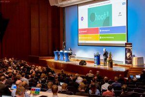 Luft- und Raumfahrtkongress 2019 in Darmstadt