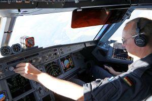 Schweizer testen leiseres Landen mit LNAS vom DLR