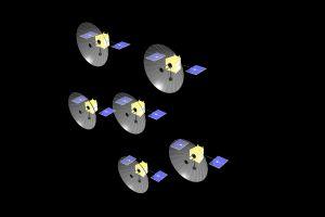 Raumfahrt-Radarkonzept für britisches Militär