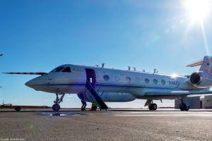 Höhenflüge zu Klimafaktoren Ozon und Schwerewellen