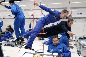 20 Jahre DLR-Parabelflug – Forschung für Erde und Weltraum