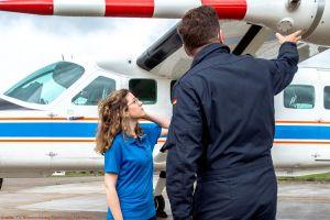DLR Summer School für den Nachwuchs der Flugforschung