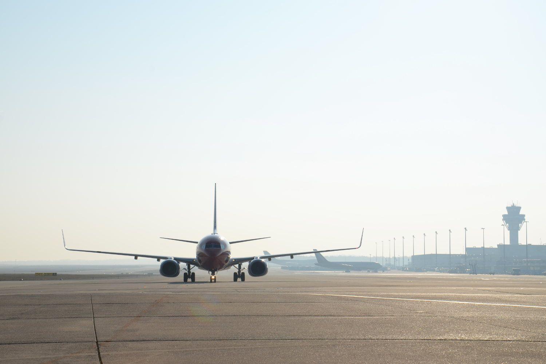 Flughafen Köln Bonn Querwindbahn