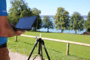 Nautische Navigation: R-Mode für Ausfall von Satelliten