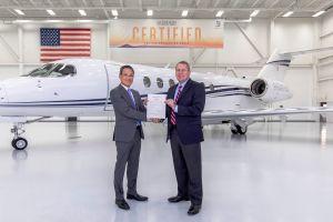 Cessna Citation Longitude bekommt Zulassung