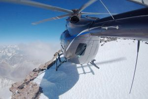Höhenrekord der H145 mit Fünfblattrotor in Argentinien
