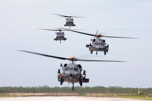 HH-60W Combat Rescue Helicopter geht in Produktion