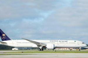 787-10 Dreamliner erstmals an Saudia übergeben