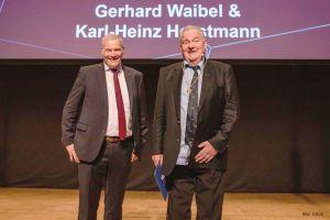 Gerhard Waibel erhält Otto-Lilienthal-Medaille der DGLR