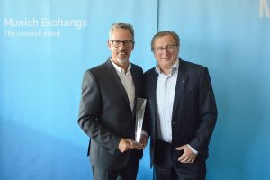 United Airlines erhält den MUC-Exchange-Award