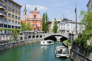 Ljubljana bald von LH, SWISS und AUA angesteuert