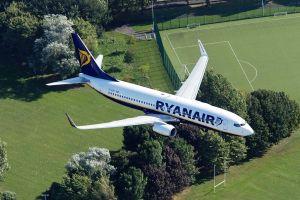 CO2-Ausstoß bei Ryanair pro Personenkilometer 67g