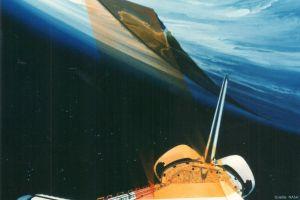 25 Jahre Radarmission SIR-C/X-SAR auf der Endeavour