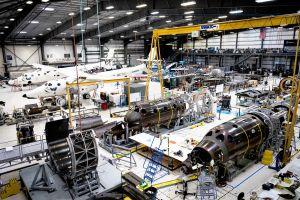 Boeing steigt bei Virgin Galactic ein