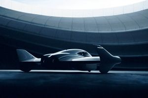 Porsche und Boeing planen Senkrechtstarter Prototyp