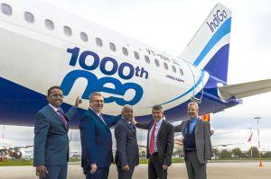 Airbus liefert 1.000. A320neo aus