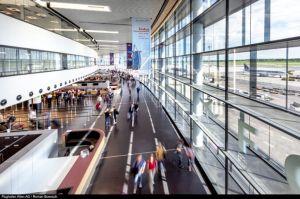 Passagierplus für Flughafen Wien zweistellig