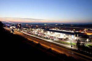 ILS-Vermessung am Flughafen Friedrichshafen