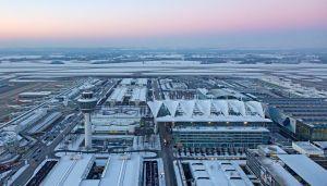 Neue Passagerekorde am Flughafen München