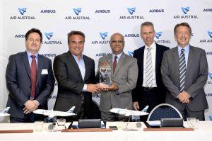 La Réunion bekommt A220: Flugzeuge für Air Austral