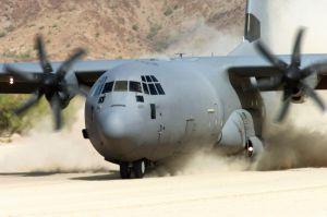 C-130J Super Hercules überfliegen 2.000.000 Stunden