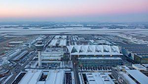 Besondere Ziele im Winter ab Flughafen München
