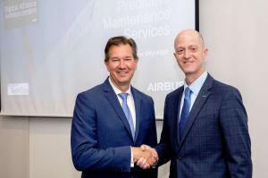 Airbus und Delta: digital zur vorausschauenden Wartung