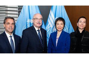 Terroristen im Flugzeug: ICAO gemahnt Zusammenarbeit