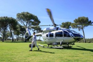 Airbus Corporate Helicopters, Jets und VTOL auf NBAA