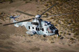 H225M für Kuwait hebt zum Erstflug ab