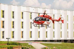 25.000 Einsätze und 30 Jahre DRF Luftrettung Stuttgart
