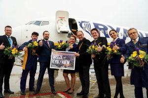 Kiew jetzt zweites Ukraine-Ziel von Ryanair ab Weeze