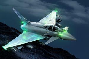 Eurofighter Typhoon sollen verbesserte Abwehr erhalten