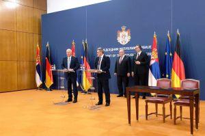 MTU exportiert Duales System für Luftfahrt in Serbien