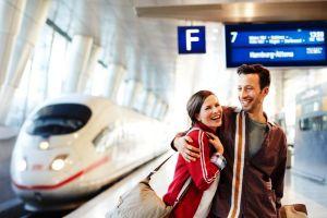 Lufthansa intensiviert ICE-Zubringer nach Frankfurt