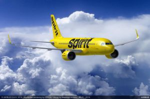 Spirit Airlines will 100 A320neo