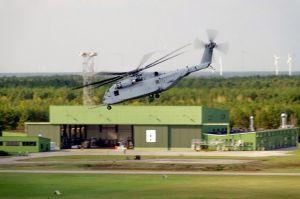 CH-53K von Rheinmetall und Sikorsky: Logistik am LEJ