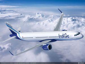 300 Flugzeuge A320neo für IndiGo bestellt